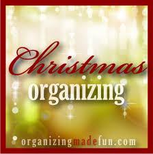 christmas organizing organizing gift ideas organizing made fun