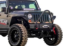 jeep bumper snyper scope front bumper free shipping