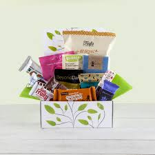 vegetarian gift basket 100 picked vegan hers yumbles