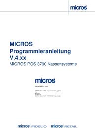 28 3700 pos micros user manual programming 33827 micros