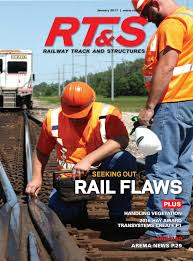 rt u0026s january 2017 by railway track u0026 structures issuu