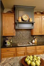 oak kitchen cabinets yellow walls accent oak oak kitchen cabinets kitchen remodel oak kitchen
