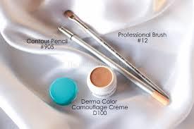 kryolan professional make up kryolan professional filbert brush 12