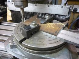 making a rotary table rotary table holding the workpiece john f s workshop