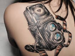 24 magical camera tattoo designs slodive