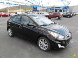 black hyundai accent car on black images tractor service and