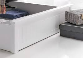 Ottoman Storage Bed Double by New England White Wooden Ottoman Storage Bed Ottoman Beds Beds