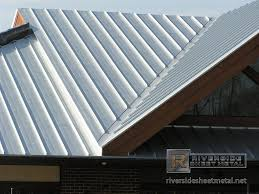 Pyramid Roofing Houston by Cool Steel Roofing Cool Roof Galvanized Steel And Steel Roofing