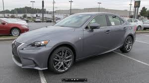 lexus is 350 features 2014 lexus is350 f sport start up exhaust and in depth review