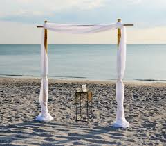 Wedding Arbor Ideas The 25 Best Bamboo Wedding Arch Ideas On Pinterest Beach