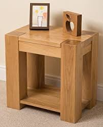 solid oak coffee table and end tables kuba chunky solid oak wood nest of 3 coffee side end tables living