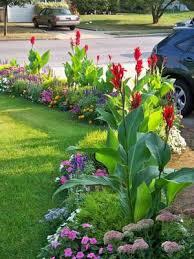 imagenes de jardines pequeños con flores ideas para el jardín frontal de tu casa patio pinterest ideas