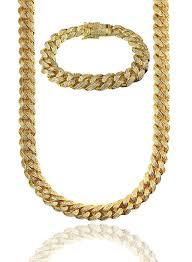 chain bracelet with diamonds images Diamond cuban set x gold s v ge luxury wear jpg