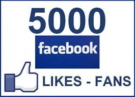 facebook fan page followers provide 5000 top quality permanent and real facebook fanpage likes