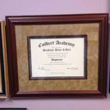 diploma framing custom high school or college diploma certificate framing