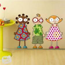 stickers pour chambre d enfant décoration murale pour chambre d enfant sticker original pour un
