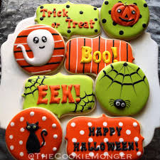 17 Best Images About Halloween Cookies On Pinterest Sugar