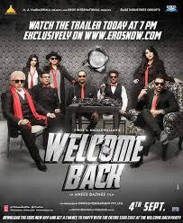 film underworld 2015 welcome back uday shetty and majnu bhai have left the underworld
