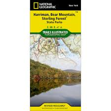 Map Of New York State Parks by 756 Harriman Bear Mountain And Sterling Forest State Parks Trail