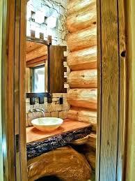 log cabin bathroom ideas cabin bathroom ideas salmaun me