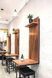 Folding Dining Table With Chair Storage Wall Mounted Dining Table Images Wall Mounted Folding Dining Table