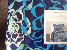 Vera Bradley Twin Comforter Vera Bradley Floral Comforters U0026 Bedding Sets Ebay