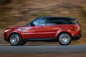 red range rover refreshing or revolting 2014 range rover sport