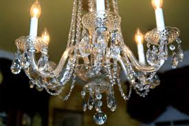 Dining Room Crystal Chandelier by Formal Dining Room Décor Ideas