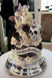 day of the dead wedding cake day of the dead wedding cake by choccywoccydoodah horrific finds