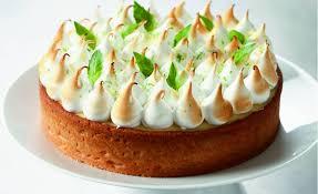 cuisine tarte au citron tarte citron basilic par l école de cuisine alain ducasse