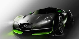 citroen concept cars citroën survolt 2010 http auto concept info