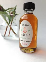 maple syrup wedding favors maple syrup wedding favor2 oz bottle custom rustic