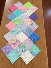 zig zag table runner zig zag charm pack quilted table runner pops my quilts