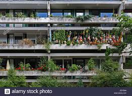 balconies garden exterior stock photos u0026 balconies garden exterior