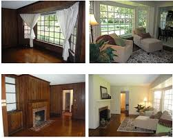 how to paint wood paneling unique painted wood paneling before and after pictures the