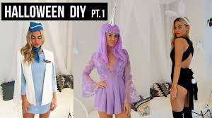 5 halloween diy costumes part 1 youtube