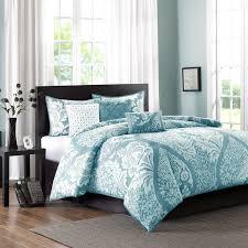 Cal King Duvet Cover Barrett 8 Piece Jacquard Comforter Set By Madison Park Hayneedle