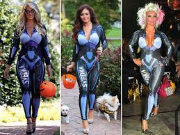 Catsuit Halloween Costumes 88 Halloween Costumes Images Halloween Ideas
