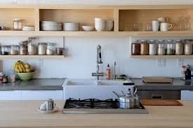 shelving ideas for kitchen 55 open kitchen shelving ideas with closed cabinets beautiful
