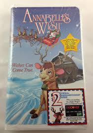 annabelle s wish dvd image annabelle s wish vhs jpg scratchpad fandom powered by
