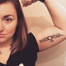 23 feminist tattoos that are perfect for permanently smashing the