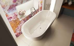 Acrylic Bathtub Aquatica Gloria Wht Purescape 014e Freestanding Acrylic Bathtub