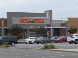 spirit halloween open harbison boulevard at columbia closings