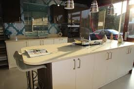 ex display kitchen islands large german ex display kitchen with large island and appliances
