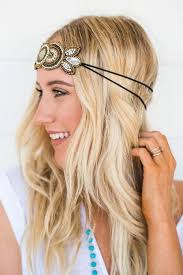 boho headband bohemian headbands turbans wide wraps three bird nest