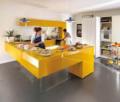 gelbe k che modernes wohndesign schön schrank küche idee modernes wohndesigns