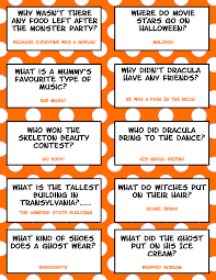 halloween jokes free printable fall foods u0026 fun pinterest
