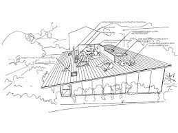 Living Room Architecture Drawing Gallery Of Roof House Tezuka Architects 5 Architects House