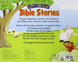lift the flap bible stories lift the flap candle books juliet