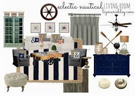 Nautical Theme Home Decor by Cool 20 Nautical Living Room Ideas Pinterest Decorating